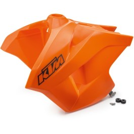 KTM 13 LITRE FUEL TANK SX-F/EXC-F 2013-2016 ORANGE