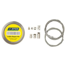 CABLE REPAIR KIT FOR THROTTLE or CLUTCH