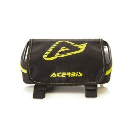 ACERBIS FENDER TOOL BAG BLACK/FLO YELLOW