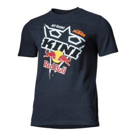 KTM SQUARE T-SHIRT DARK BLUE