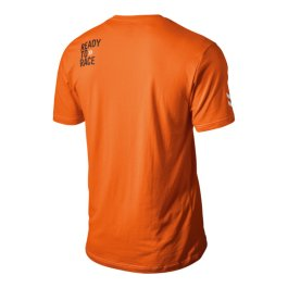KTM RACING T-SHIRT ORANGE