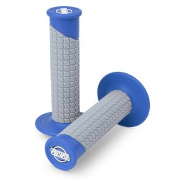 PROTAPER PILLOW TOP CLAMP ON GRIP BLUE/GREY