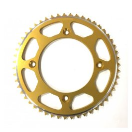 TALON KTM 85 SX REAR SPROCKET 50T GOLD 2003 ON