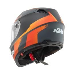 KTM FACTOR STREET MOTORCYCLE HELMET