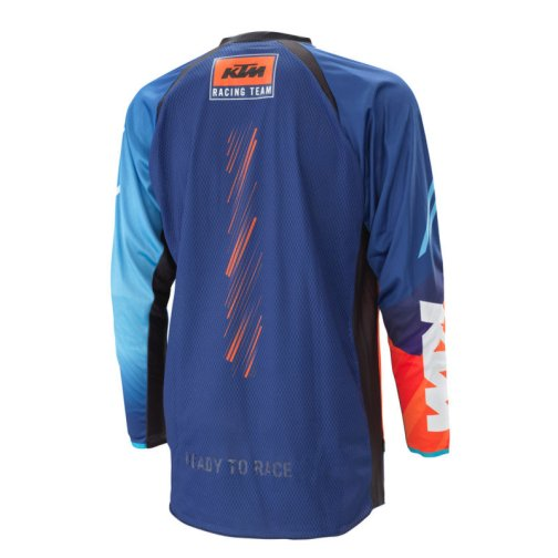 KTM ADULT GRAVITY-FX REPLICA SHIRT 2021 BACK