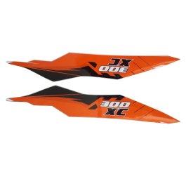 KTM REAR GRAPHIC DECALS 300 XC 2012
