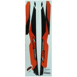 KTM GRAPHICS DECAL SET 250 F FREERIDE 2018 ON