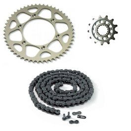 KTM CHAIN & SPROCKETS KIT SX/SX-F – FREE 13T FRONT SPROCKET