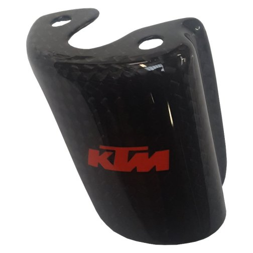 KTM FUEL TAP PROTECTION CARBON 125 150 250 SX 2011-2015