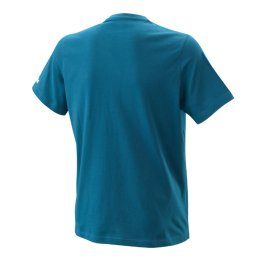 KTM RADICAL SLICED T-SHIRT BLUE