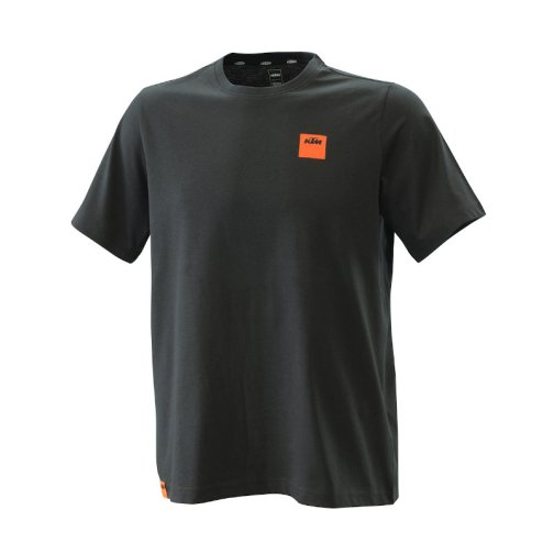 KTM PURE RACING T-SHIRT BLACK