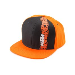 KTM RADICAL CAP ORANGE