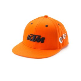 KTM KIDS RADICAL CAP ORANGE