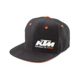 KTM TEAM SNAPBACK CAP BLACK