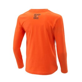 KTM KIDS RADICAL LONG SLEEVE SHIRT
