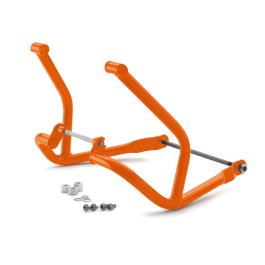 KTM ORANGE CRASH BAR SET 125 DUKE 2011-2016