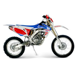 HONDA CRF250X PLASTICS AND GRAPHICS KIT 2016