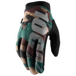 100% BRISKER COLD WEATHER GLOVE CAMO