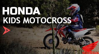 HONDA KIDS MOTOCROSS