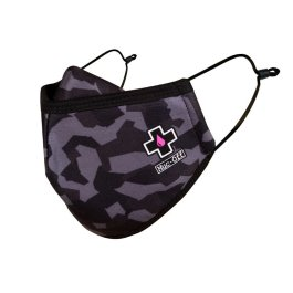 MUC-OFF REUSABLE FACE MASK URBAN CAMO