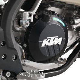 KTM OUTER CLUTCH COVER 250/300 SX/EXC 2017 ON