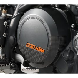 KTM CLUTCH COVER PROTECTION ENDURO R/SMC R 2008 ON