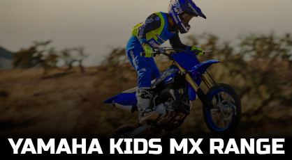 YAMAHA KIDS MOTOCROSS 2021
