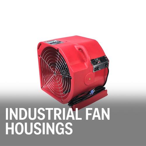 Industrial Fan Housings