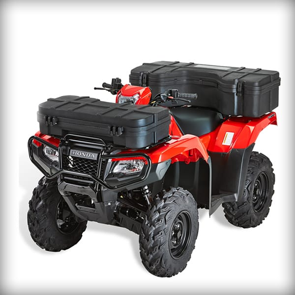 ATV Cargo Box Rotational Molding