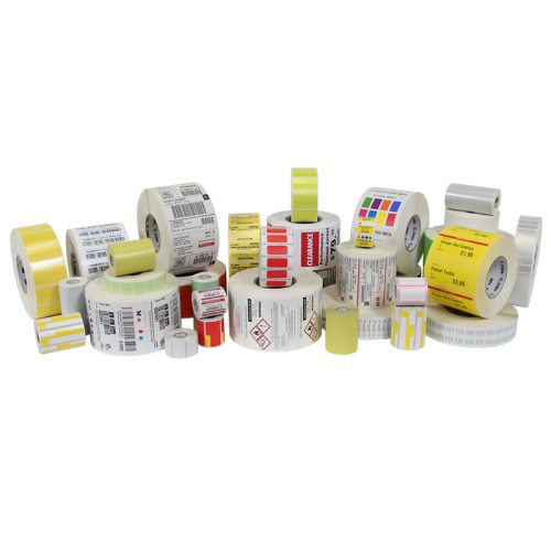 Zebra Certified Supplies