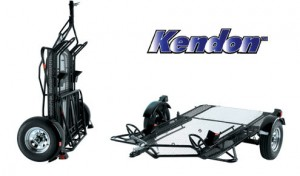 The Kendon USA Dual Trailer