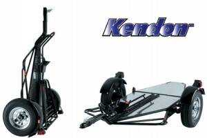 The Kendon USA Single Trailer
