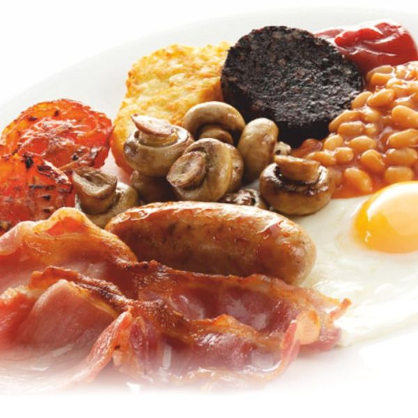THE FULL ENGLISH FRY UP