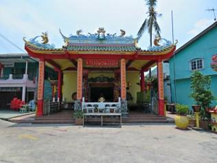 Pulau Ketam temple