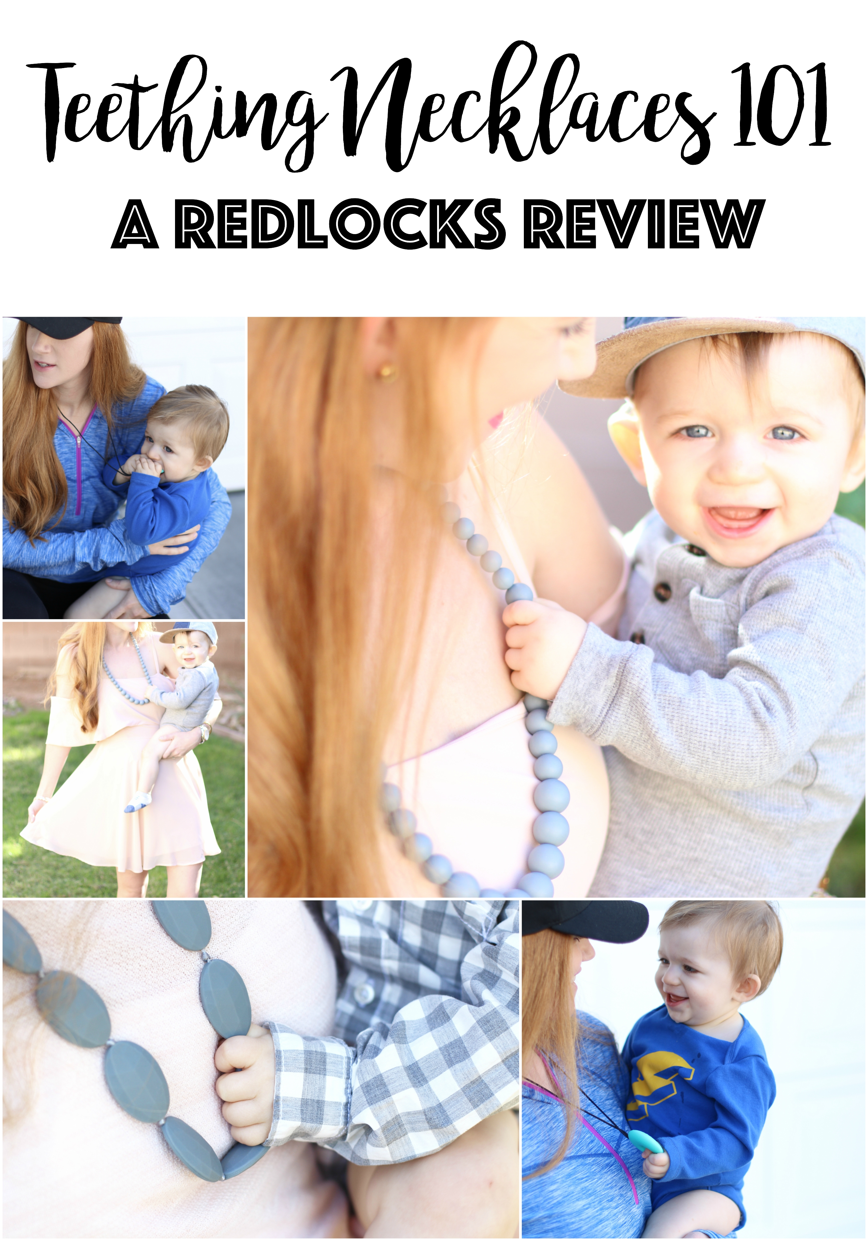 Teething Necklaces 101: A Redlocks Review