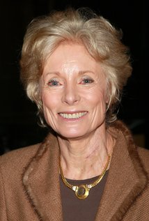 A more recent photo of the late actress