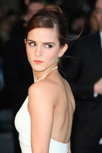 U.K. premiere of 'Noah' held at the Odeon Leicester Square - Arrivals Featuring: Emma Watson Where: London, United Kingdom When: 31 Mar 2014 Credit: Lexie Appleby/Future Image/WENN.com **Not available in Germany, Poland, Russia, Hungary, Slovenia, Czech Republic, Serbia, Croatia, Slovakia**
