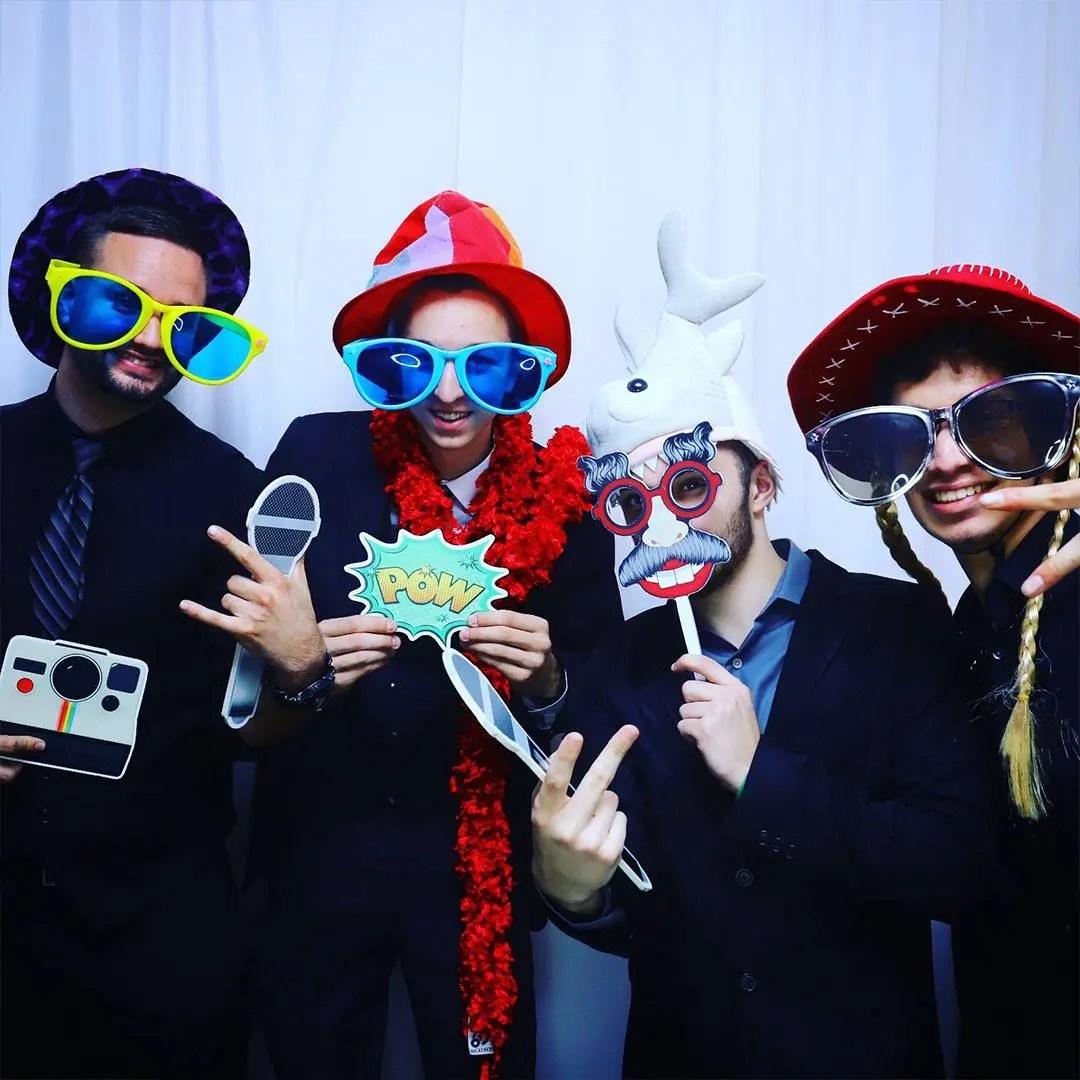 Photo Booths Weddings
