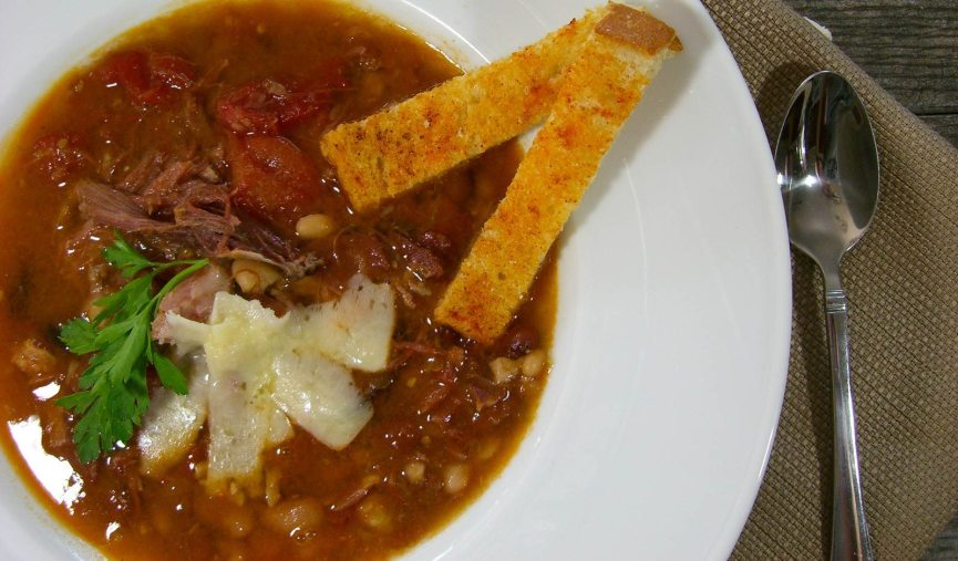 Ham and Bean Soup Honeybaked