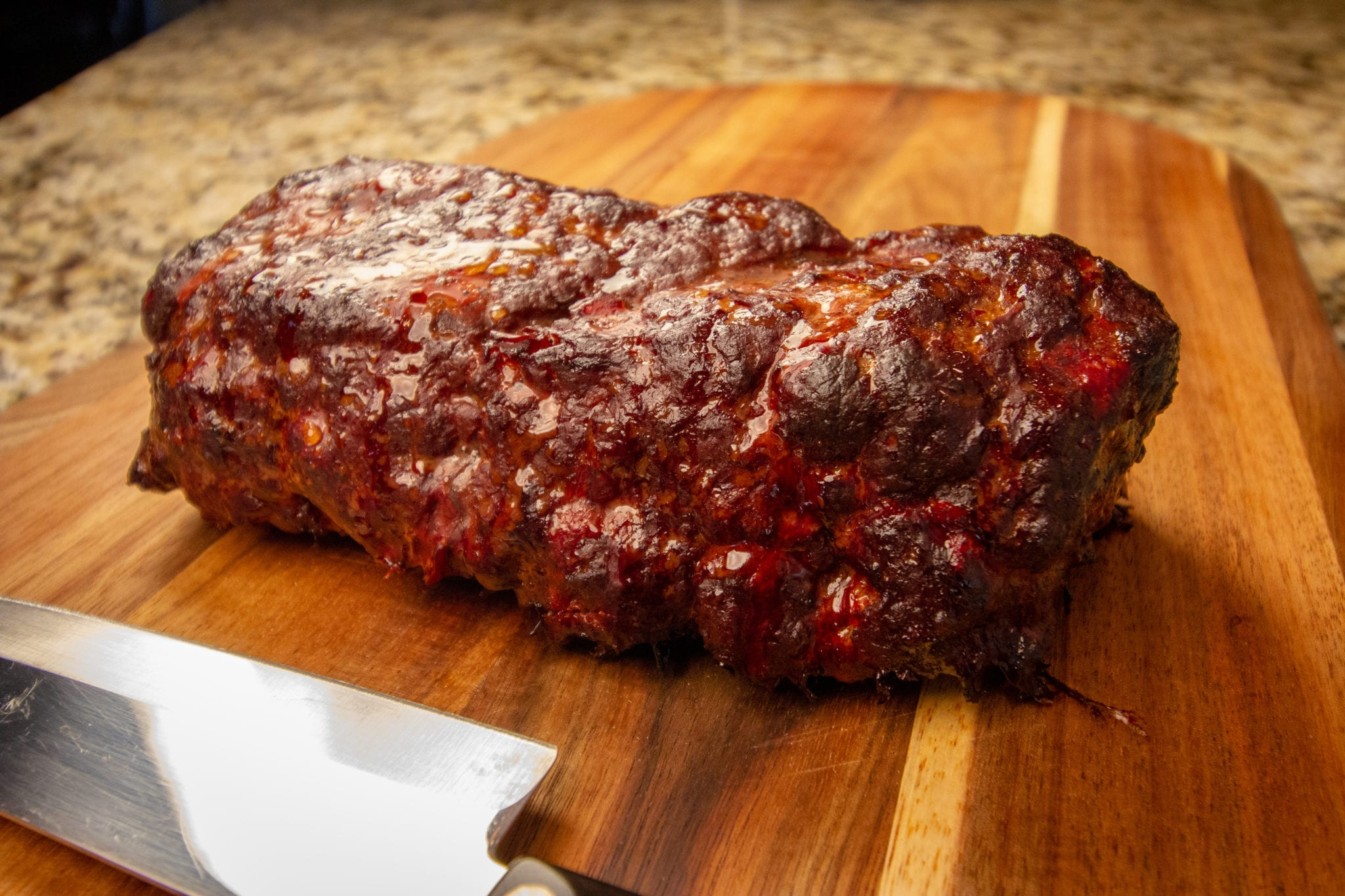 Smoked Meatloaf Recipe