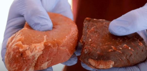dry brine steak