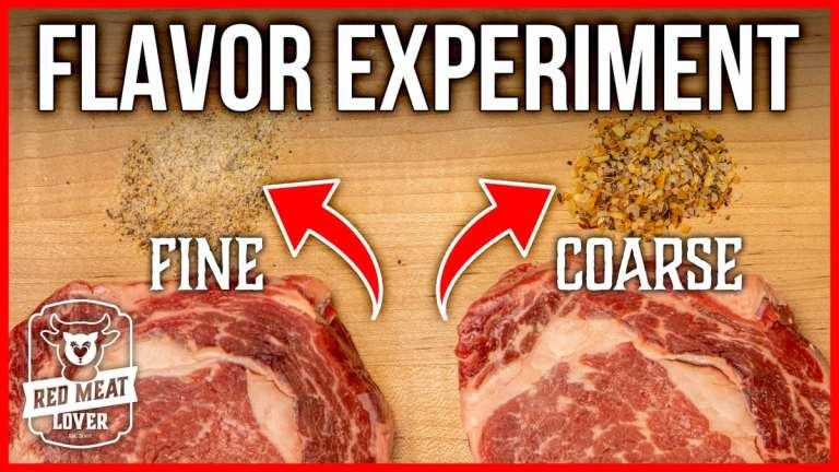 how to season steak