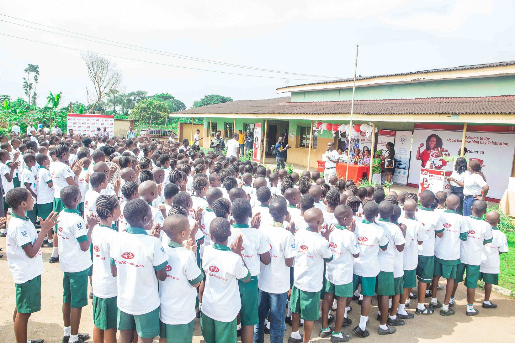 Lifebuoy Restates Commitment To Help A Child Reach 5 Campaign With Global Handwashing Day