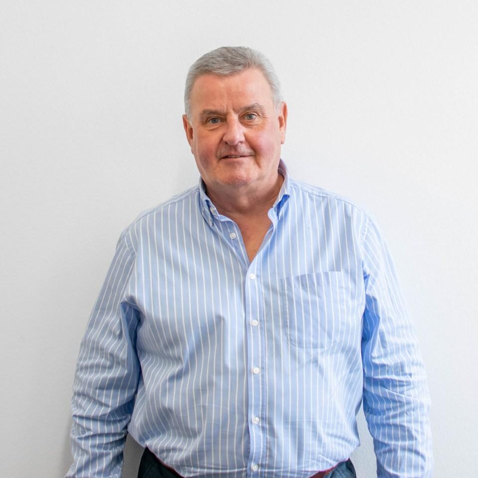 Profile photo of Ken Craig - Business Development Manager. Red Media UK