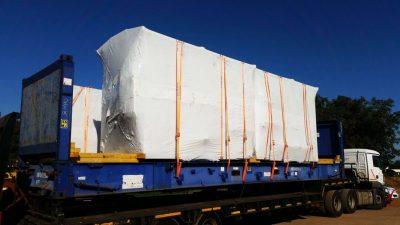 Pantograph Transformer Commisioning
