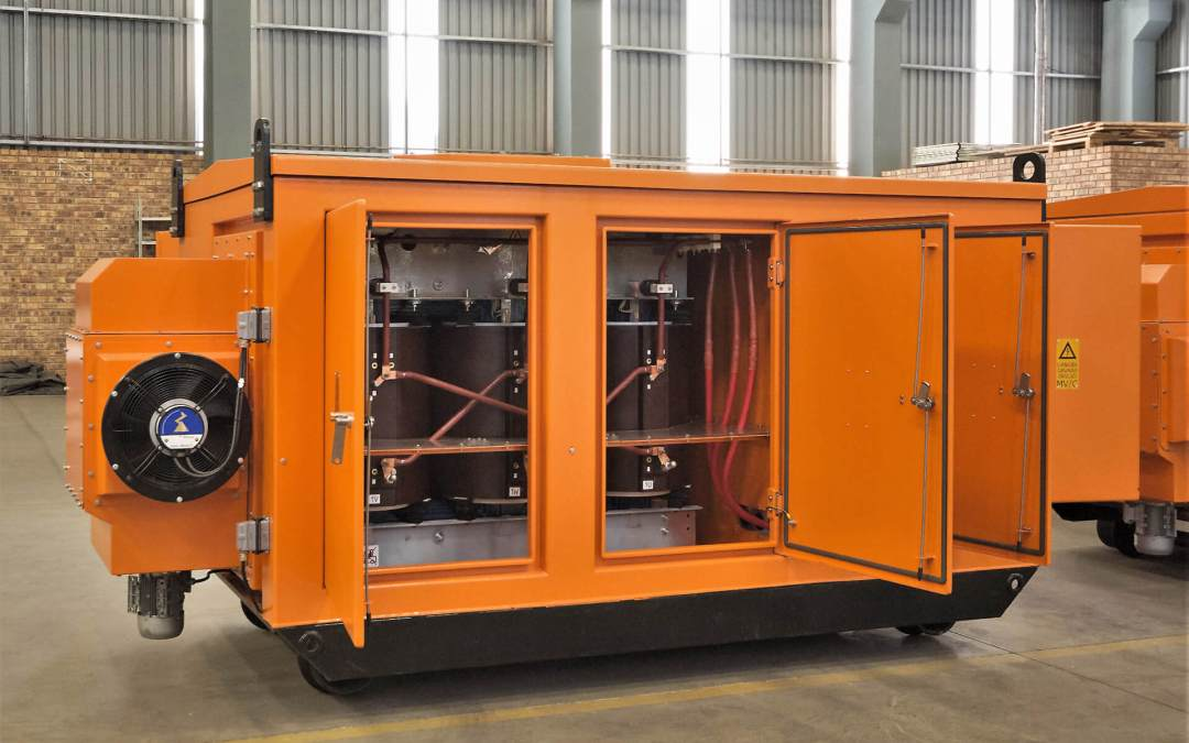 Cast Resin Mini Substation Solutions for Underground Mining