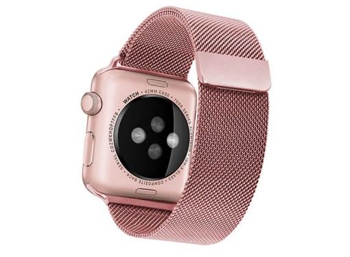 bratara roz apple watch 4