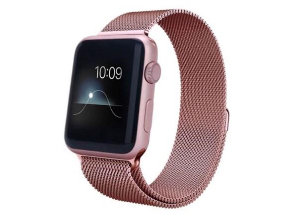 curea roz apple watch
