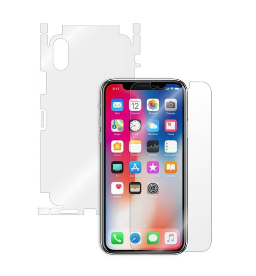folie iphone 7 transparenta