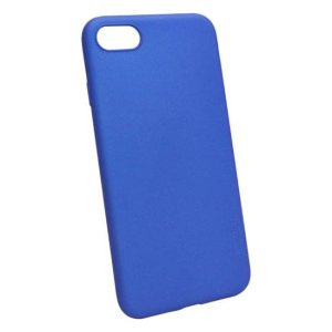 husa silicon albastra iphone 6 6s